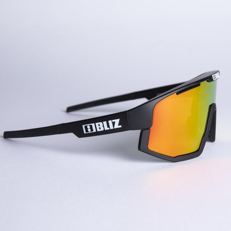 """BLIZ"" Active Vision Matt Black M12"